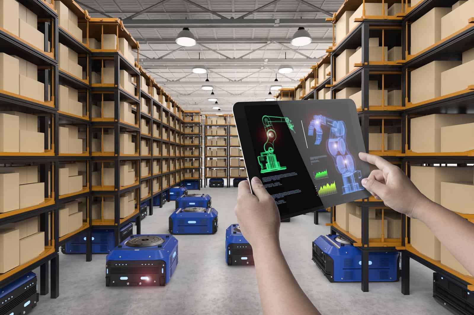 smart factories, lean manufacturing