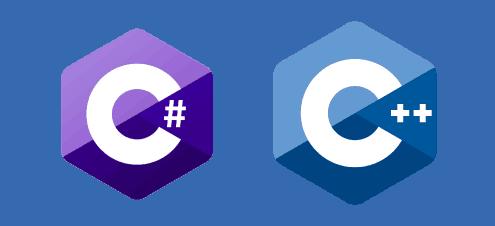c# und c++